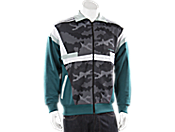 Adidas Brion Snow Camo Track Jacket 男子运动茄克/外套 ab7812