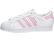 Adidas Superstar Foundation 青少年板鞋/休闲鞋 s81019