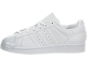 Adidas Superstar Glossy Toe 女子板鞋/休闲鞋 bb0683