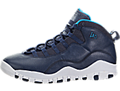 Air Jordan X (10) Retro (City Pack: LA) 青少年篮球鞋 310806-404