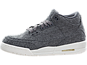 Air Jordan III (3) Retro (Wool) 青少年篮球鞋 861427-004