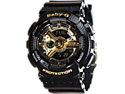 Casio G-Shock Baby-G 110户外功能手表 ba-110-1acr