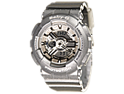Casio G-Shock Baby-G 110户外功能手表 ba-110-8acr