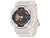 Casio G-Shock G-110 S Series户外功能手表 gma-s110cw-7a2cr