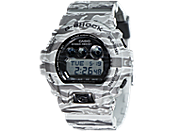 Casio G-Shock The 6900 (Camo)户外功能手表 gd-x6900tc-8cr