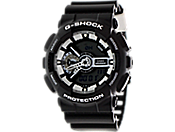 Casio G-Shock X-Large Combi户外功能手表 ga-110bw-1acr