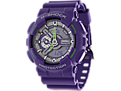 Casio G-Shock X-Large Combi户外功能手表 ga-110dn-6acr