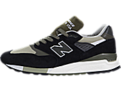 New Balance 998 (Made In USA) 男子跑步鞋 m998ctr