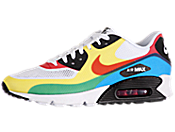 Nike Air Max 90 Hyperfuse (What The Max) 男子跑步鞋 532306-160