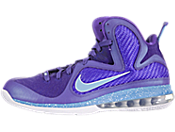 Nike Air Max LeBron 9 (Summit Lake Hornets) 男子篮球鞋 469764-500