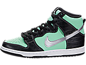 Nike SB Dunk High Premium (Tiffany) 男子板鞋/休闲鞋 653599-400