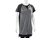Nike Women's Gym Vintage T-Shirt Dress 女子运动T恤 777344-010