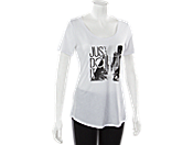 Nike Women's Scoop Photo JDI T-Shirt 女子运动T恤 779177-100