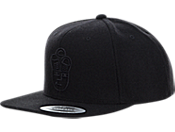 SNEAKERHEAD Head Logo Snapback (Wool)运动帽 snkhlh-100