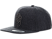 SNEAKERHEAD Head Logo Snapback (Wool)运动帽 snkhlh-101