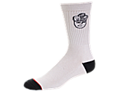 SNEAKERHEAD Head Logo Quality Crew Socks 男子运动袜 sx8102-101
