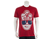 SNEAKERHEAD Big Shades T-Shirt (Made In USA) 男子运动T恤 813203-657