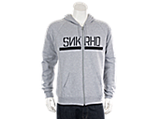 SNEAKERHEAD SNKRHD Zip Hoodie (Made In USA) 男子运动卫衣/套头衫 813302-067