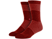 Stance Spectrum Socks 男子运动袜 m311c13spe-red