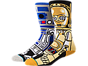Stance x Star Wars Droid运动袜 m545d15dro-blu