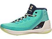 Under Armour Curry 3 男子篮球鞋 1269279-370