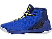 Under Armour Curry 3 青少年篮球鞋 1274061-400