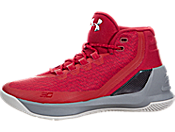 Under Armour Curry 3 青少年篮球鞋 1274061-600