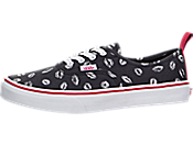 Vans Authentic Elastic (Valentines) 青少年板鞋/休闲鞋 vn0a38h4mm9