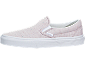 Vans Classic Slip-On (Speckle Jersey) 女子板鞋/休闲鞋 vn0a38f7mt5