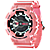 Casio G-Shock G-110 S Series户外功能手表 gma-s110mp-4a2cr