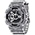 Casio G-Shock X-Large Combi (Slash Patter)户外功能手表 ga-110sl-8acr